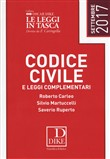 Codice civile pocket 2017