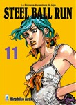 Steel ball run. Le bizzarre avventure di Jojo. Vol. 11