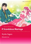 A Scandalous Marriage (Mills & Boon Comics)