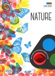 The nature. Lens book . Con gadget
