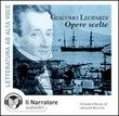 AALI 8- Giacomo Leopardi (opere scelte). CD Audio