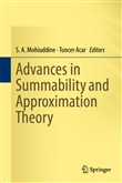 Advances in Summability and Approximation Theory