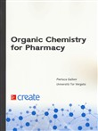 Organic chemistry for pharmacy