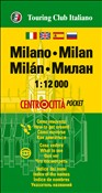 Milano 1:12.000. Ediz. multilingue