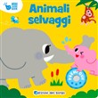 Animali selvaggi. Mini sound book