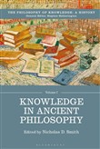Knowledge in Ancient Philosophy