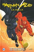 La spilla. Batman/Flash