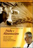 Psiche e alimentazione. Audiolibro. CD Audio formato MP3. 2h 45' 04