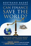 can finance save the worl...