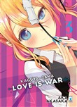 Kaguya-sama. Love is war. Vol. 3