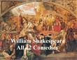 Shakespeare's Comedies: 12 plays with line numbers