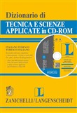 Dizionario di tecnica e scienze applicate in cd rom