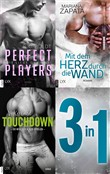 Das Football-Bundle - 3 Romane in einem E-Book