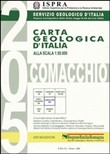 Carta geologica d'Italia 1:50.000 F° 205. Comacchio. Con note illustrative