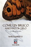 Come un bruco assetato di sole. Poesie (2000-2005)