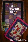Mini Sewing Case