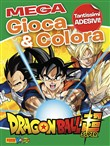 Dragon Ball Super. Gioca & colora mega