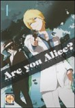 Are you Alice? Variant. Velvet collection. Vol. 1