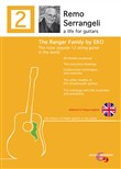 The Ranger Family by EKO. The most popular 12 string guitar in the word. All models produced. The executive drawings. Construction technique and materials. The other models of EKO