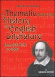 A thematic study of the history of english literature