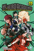 my hero academia. vol. 22