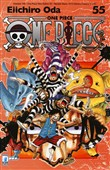 One piece. New edition. Vol. 55