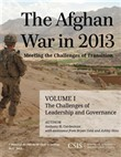 the afghan war in 2013: m...