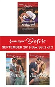 Harlequin Desire September 2019 - Box Set 2 of 2