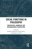 Social Functions in Philosophy