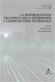 La rappresentanza nell'epoca della information e communication technology