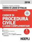 Codice di procedura civile 2018