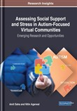 Assessing Social Support and Stress in Autism-Focused Virtual Communities