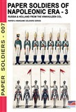 Paper soldiers of Napoleonic era. Vol. 3