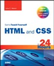 html and css in 24 hours,...