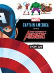 Captain America Joins the Avengers: An Origin Story Narrated by Stan Lee