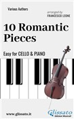 10 Romantic Pieces - Easy for Cello and Piano