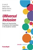 UNIversal inclusion. Rights and opportunities for students with disabilities in the academic context