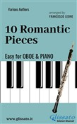 10 Romantic Pieces - Easy for Oboe and Piano