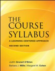 The Course Syllabus