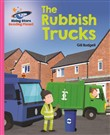 Reading Planet - The Rubbish Truck - Pink B: Galaxy