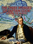The Three Voyages of Captain Cook Round the World, Vol. I (of VII)