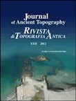 Journal of ancient topography. Rivista di topografia antica (2012) Vol. 22
