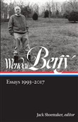 wendell berry: essays 199...