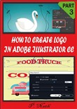 HOW TO CREATE LOGO IN ADOBE ILLUSTRATOR CC PART 3