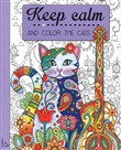 Keep calm and color the cats