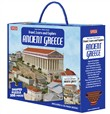 Travel, learn and explore. Ancient greece. Ediz. a colori. Con puzzle