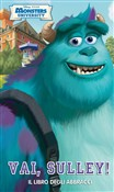 Vai, Sulley! Il libro degli abbracci. Monsters University. Ediz. illustrata