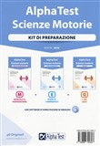 Alpha Test. Scienze motorie. Kit di preparazione. Con Contenuto digitale per download e accesso on line