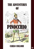 The Adventures of Pinocchio - Illustrated