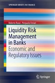 liquidity risk management...